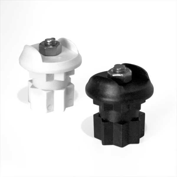 Railblaza StarPort Attachment Adapter, White, Pair Sale $11.99 SKU: 13098686 ID# 02-4017-21 UPC# 9421026831040 :