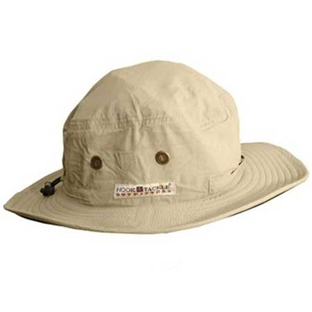 Men's Khaki Fisherman Hat