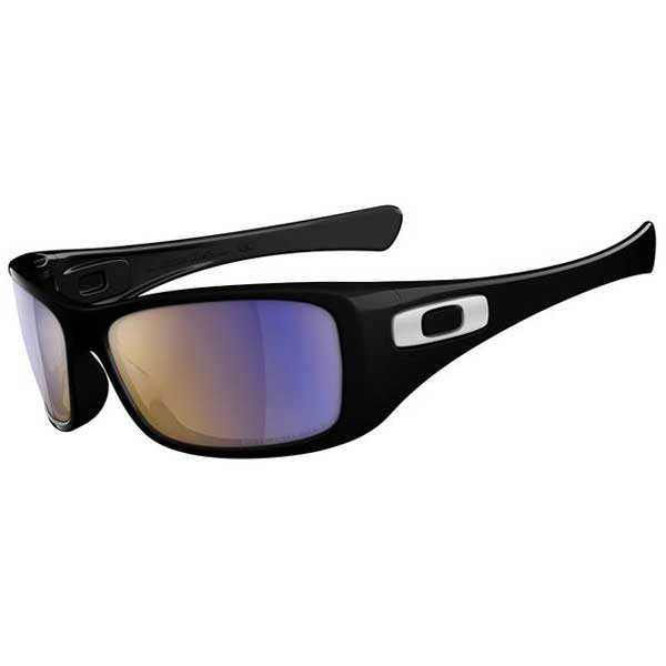 Oakley Hijinx Sunglasses Angling-Specific, Polished Black Frames with Shallow Black/blue Polarized Lenses Sale $180.00 SKU: 13108956 ID# 26-233 UPC# 700285533711 :