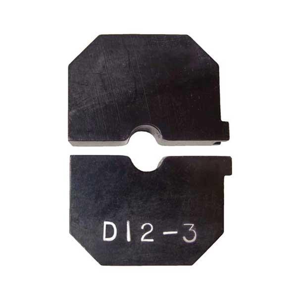 Loos & Company Die for Hydraulic Swaging Tool, DI2-3, 3/32 Die