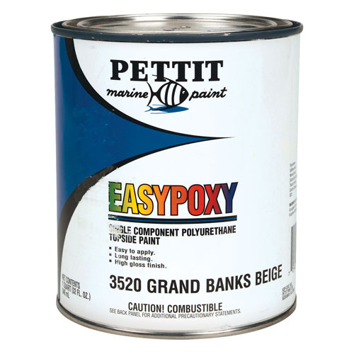 Pettit Paints Easypoxy Paint - White; Quart