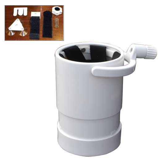 Kasswinns Liquid Caddy, White Sale $19.99 SKU: 13141957 ID# LCW UPC# 896118000014 :