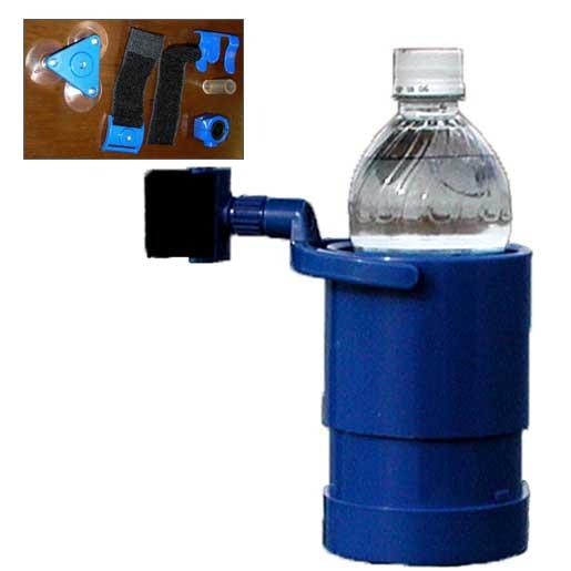 Kasswinns Liquid Caddy, Blue