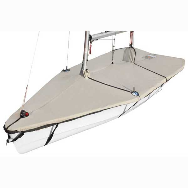 Laser Performance Hull & Deck Cover, Bahia Deck