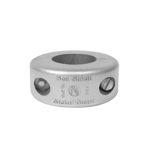 Sea Shield Marine Anode Collar, 1 1/2 Shaft, 1 1/2 Thickness, 3 O.D., 1.82 lb. Sale $18.99 SKU: 13166095 ID# LC-1500 W/A UPC# 25282134427 :