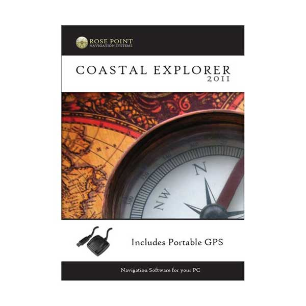 Rose Point Coastal Explorer with Portable GPS