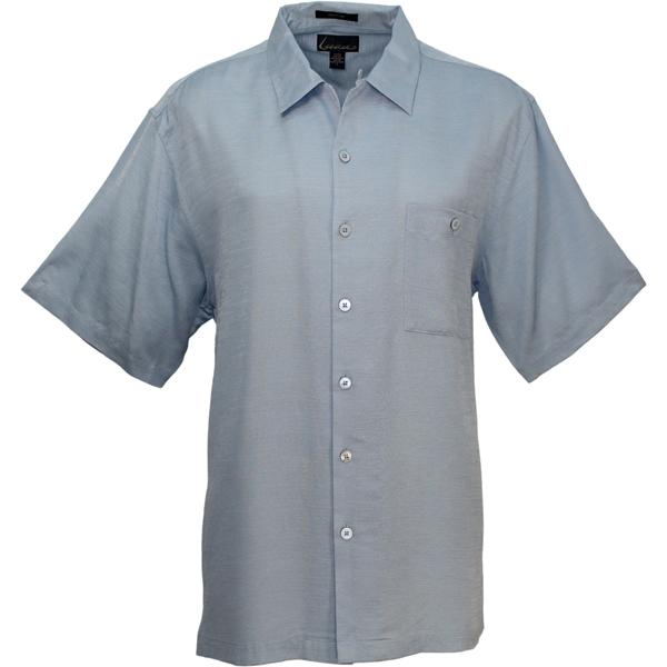 LUAU Men's Riviera Shirt, Blue Mist, XL Sale $68.00 SKU: 13180286 ID# M031595 202 XL UPC# 753899452909 :