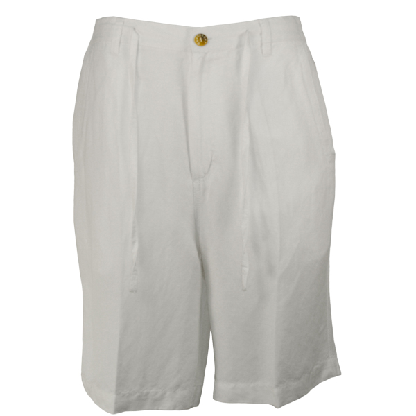 Men's St. Bart's Shorts, White, 32