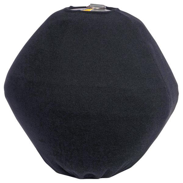 Aere Docking Solutions Fenda-Sox for Ball Fender, Fits 24, Black