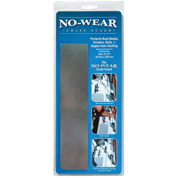 Hardline Products Chafegrd-Line No Wear 9in Sale $14.99 SKU: 13217864 ID# NWG-9670 UPC# 83765465970 :