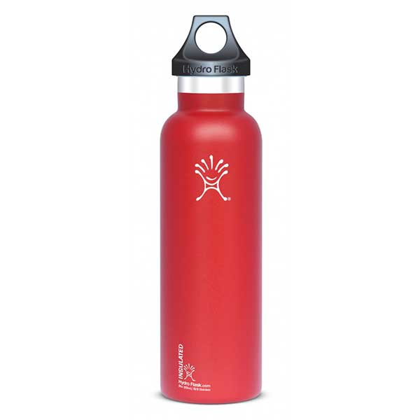 Standard Mouth Insulated 21 oz. Stainless Steel Water Bottle