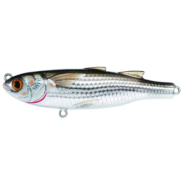 Live target lures mullet twitchbait 3 1 2 west marine for Live target fishing lures