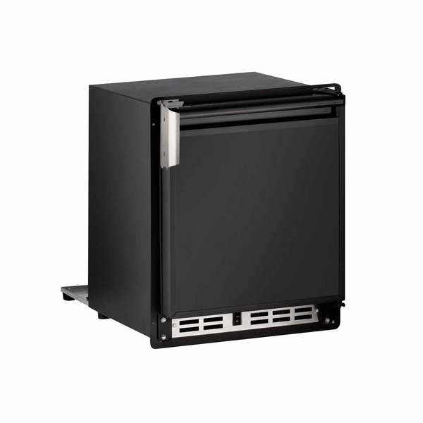 U-line Marine Low Profile Ice Maker, 110V, Black
