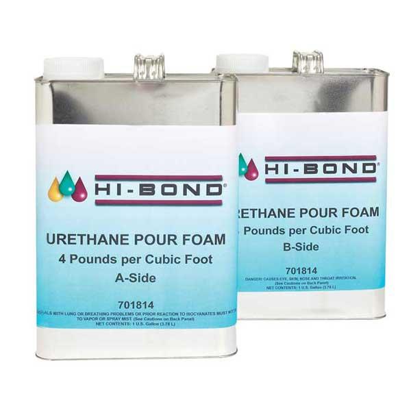 Evercoat Pour Foam, 4 lb., 2 Gallon Set