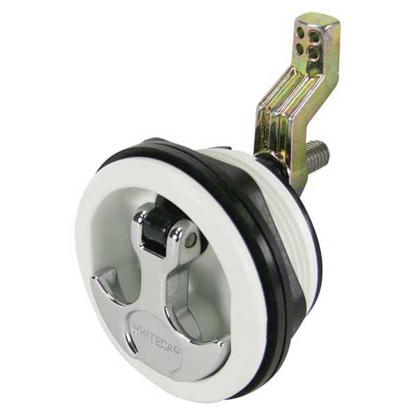 Whitecap Lift Handle, White, Chrome Lock Sale $29.99 SKU: 13437850 ID# S-226WC UPC# 725060022631 :