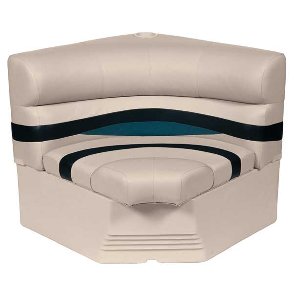 Wise Seating 32 Radius Corner Section Premium Bench Seat, Navy/Cobalt Sale $374.99 SKU: 13460480 ID# BM1146-986 UPC# 88472042117 :