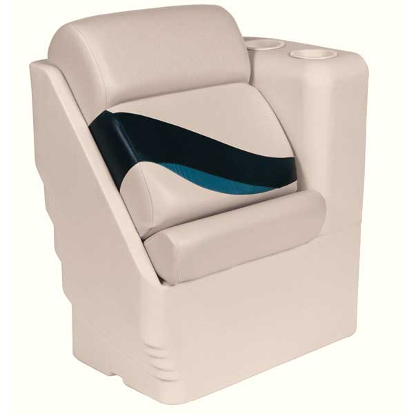 Wise Seating Premium Right Lean Back Recliner, Navy/Cobalt Sale $314.99 SKU: 13460688 ID# 13006R-986 UPC# 88472045163 :