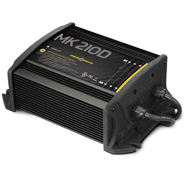 Minn Kota MK210D Battery Charger (2 bank)