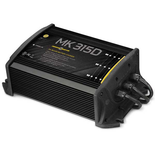 Minn Kota MK315D Battery Charger (3 bank)