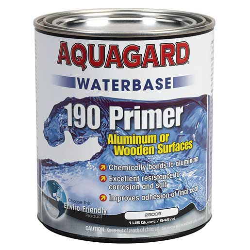 Aquagard 190 Waterbase Primer, Quart Sale $29.99 SKU: 13528567 ID# 25009 UPC# 839112002509 :