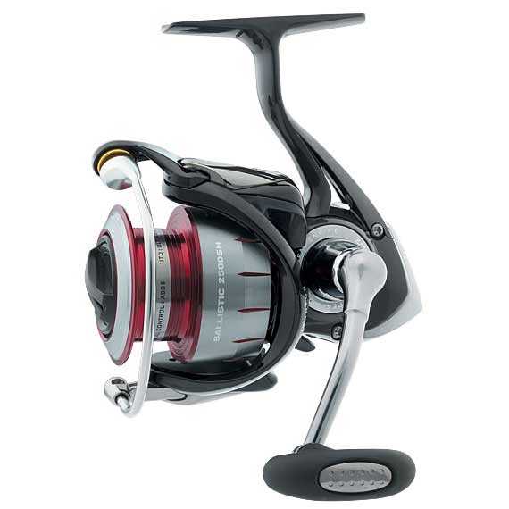 click for Full Info on this Daiwa Ballistic Bls4000sh Spinning Reel  Xh/mh  6.2:1 Gear Ration  10.1 Oz.