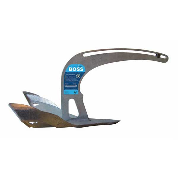 Manson Anchors Galvanized Boss Anchor, 10 lbs. Sale $274.99 SKU: 13561857 ID# BOS010 UPC# 9421902546082 :