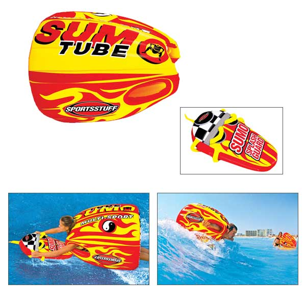 Sports Stuff Sumo and Splash Guard Tube Sale $117.99 SKU: 13565437 ID# 53-1807 UPC# 29808010370 :