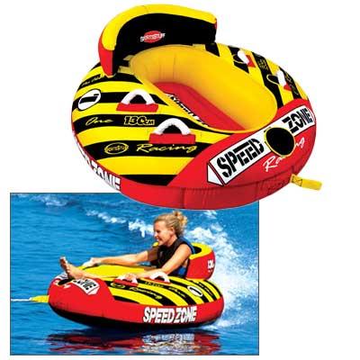 Sports Stuff Speedzone 1 Tube Sale $112.99 SKU: 13565486 ID# 53-1920 UPC# 29808002368 :