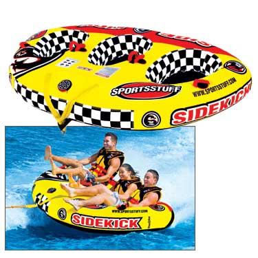 Sports Stuff Sidekick 3 Tube Sale $234.99 SKU: 13565569 ID# 53-2173 UPC# 29808009763 :