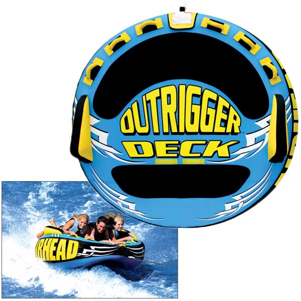 Airhead Outrigger Tube