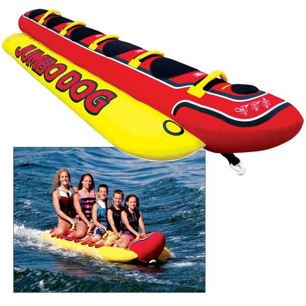 Airhead Jumbo Dog Tube
