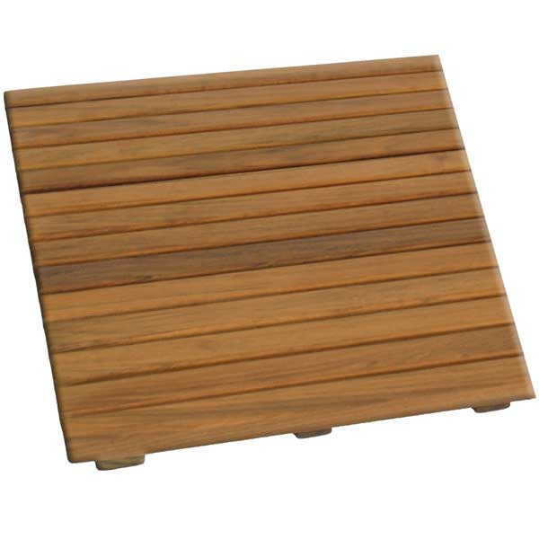 Seateak Teak Shower Mat, 6lbs., 20L, 20W, 1-34H Sale $69.99 SKU: 13580352 ID# 50021 UPC# 814154012228 :