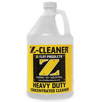 Ztuffstuff, Inc Z-Cleaner Concentrate, 1 Gal.