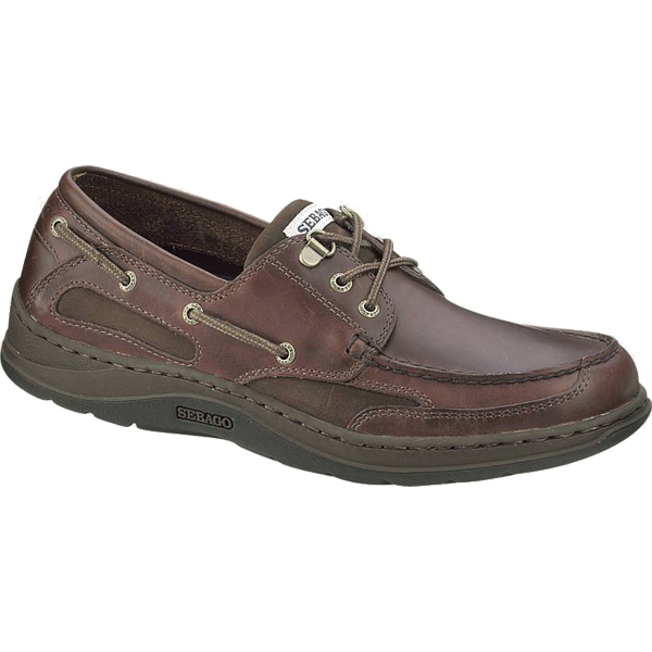 Sebago Men's Clovehitch II Boat Shoes, Medium Brown, 7M Brown