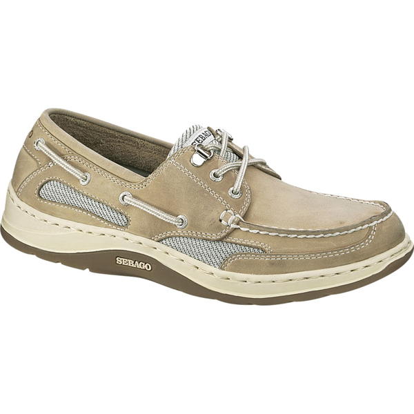 Sebago Men's Clovehitch II Boat Shoes, Tan, 14M