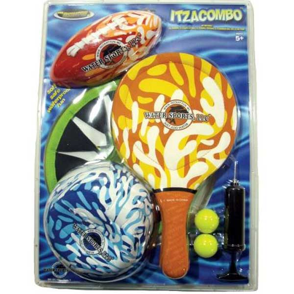 Stream Machine ITZACOMBO Water Toys