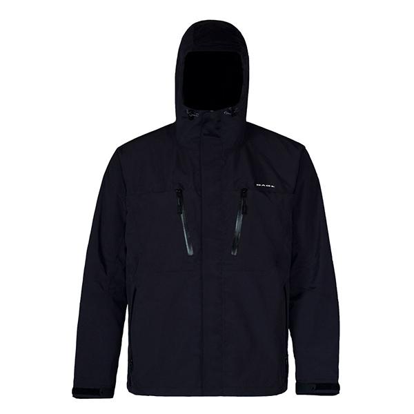 Grundens Men's Gage Burning Daylight Hooded Jacket, Black, 3XL