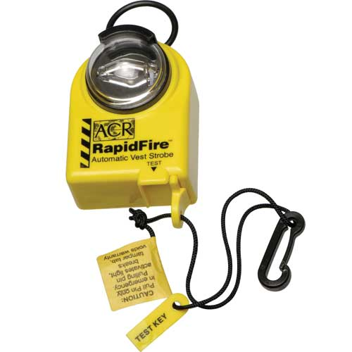 Acr Electronics RapidFire Strobe Light for Inflatable PFD