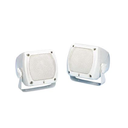 Poly Planar Marine Compact Box Speakers - Pair Sale $129.99 SKU: 137101 ID# MA800W UPC# 731128080000 :
