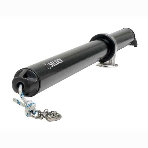 Selden 89mm Carbon Bowspirit Kit, 9.8 Ft.