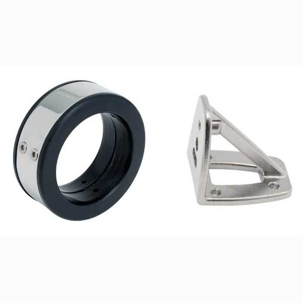 Gennaker Pole Bow Ring and Bracket