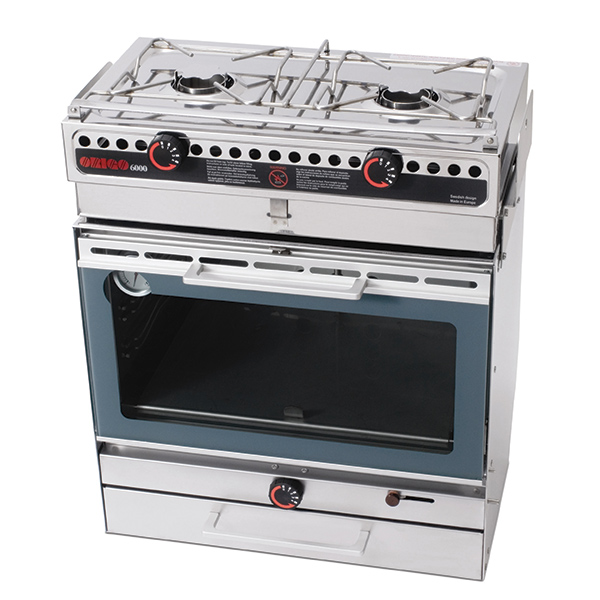 Marine Air Origo 6000 Oven With Stove