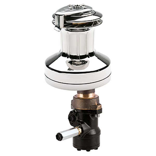 Andersen 58ST Full Stainless Self-Tailing Hydraulic Single-Speed Winch