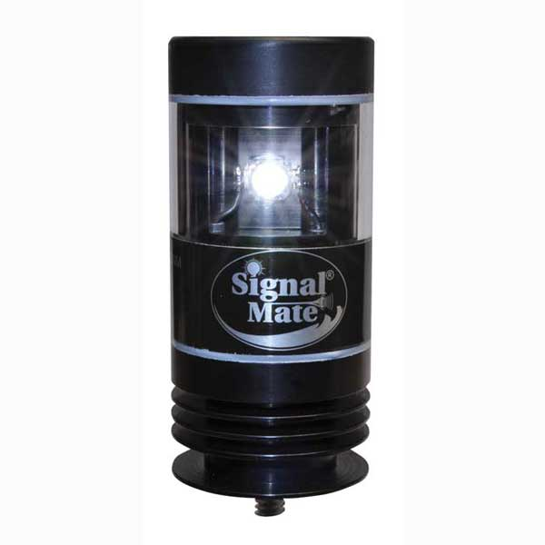 Signal Mate LED Navigation Light, Stern Sale $169.99 SKU: 13836341 ID# SM2NM135W UPC# 858673005071 :