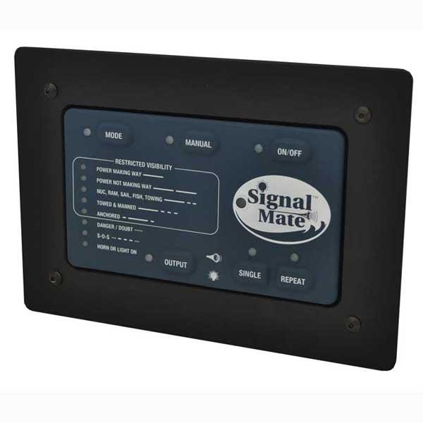 Signal Mate Automatic Safety Signaling Controller, Flush Mount Sale $259.99 SKU: 13836390 ID# SM-F UPC# 858673005378 :