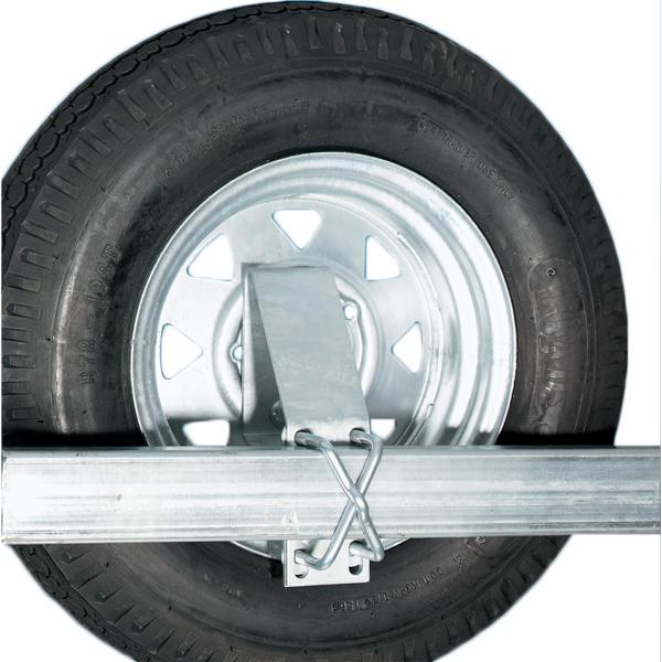 C E Smith Trailer Spare Tire Carrier