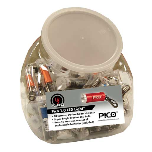 Revere Supply Pico LED Lite Sale $9.99 SKU: 13845698 ID# 21-1400-A12 UPC# 812713014911 :