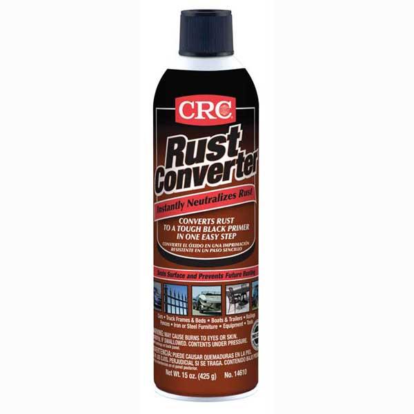 CRC Marine Rust Converter Spray Primer Sale $19.99 SKU: 13928528 ID# 14610 UPC# 78254146102 :