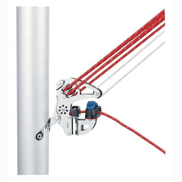 Laser Performance Laser Vang Lower Block/Cleat Assembly Sale $249.99 SKU: 13947270 ID# LP91297 UPC# 97653262367 :