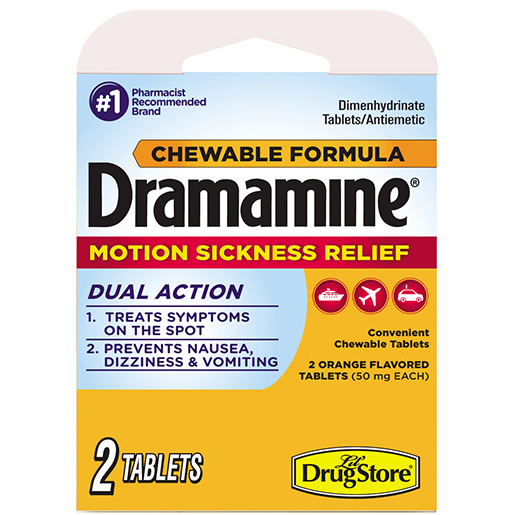 Dramamine Single Dose